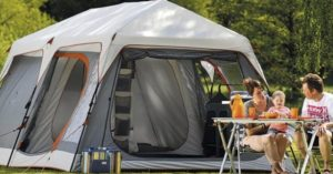 the best 8 person tent